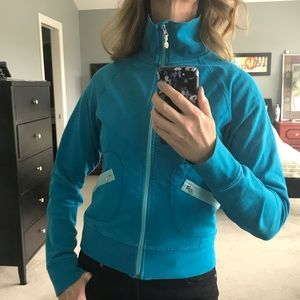 Lululemon Jacket Zip Up Sweatshirt size 8